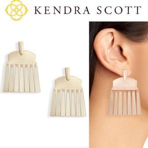 Kendra Scott Gold Layne Dangle Earrings